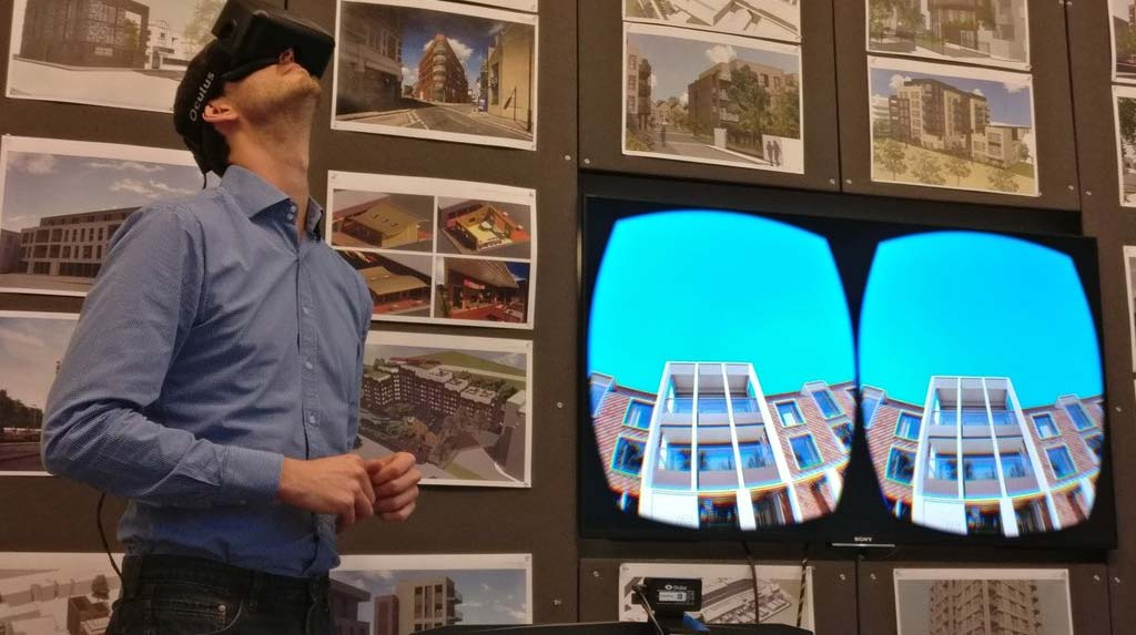 Will Virtual Reality (VR) Transform Architectural Visualisation