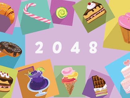 2048: Cakes
