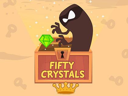 50 Crystals