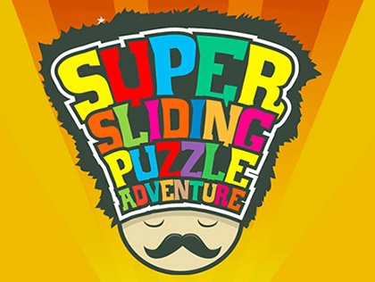 Super Sliding Puzzle Adventure