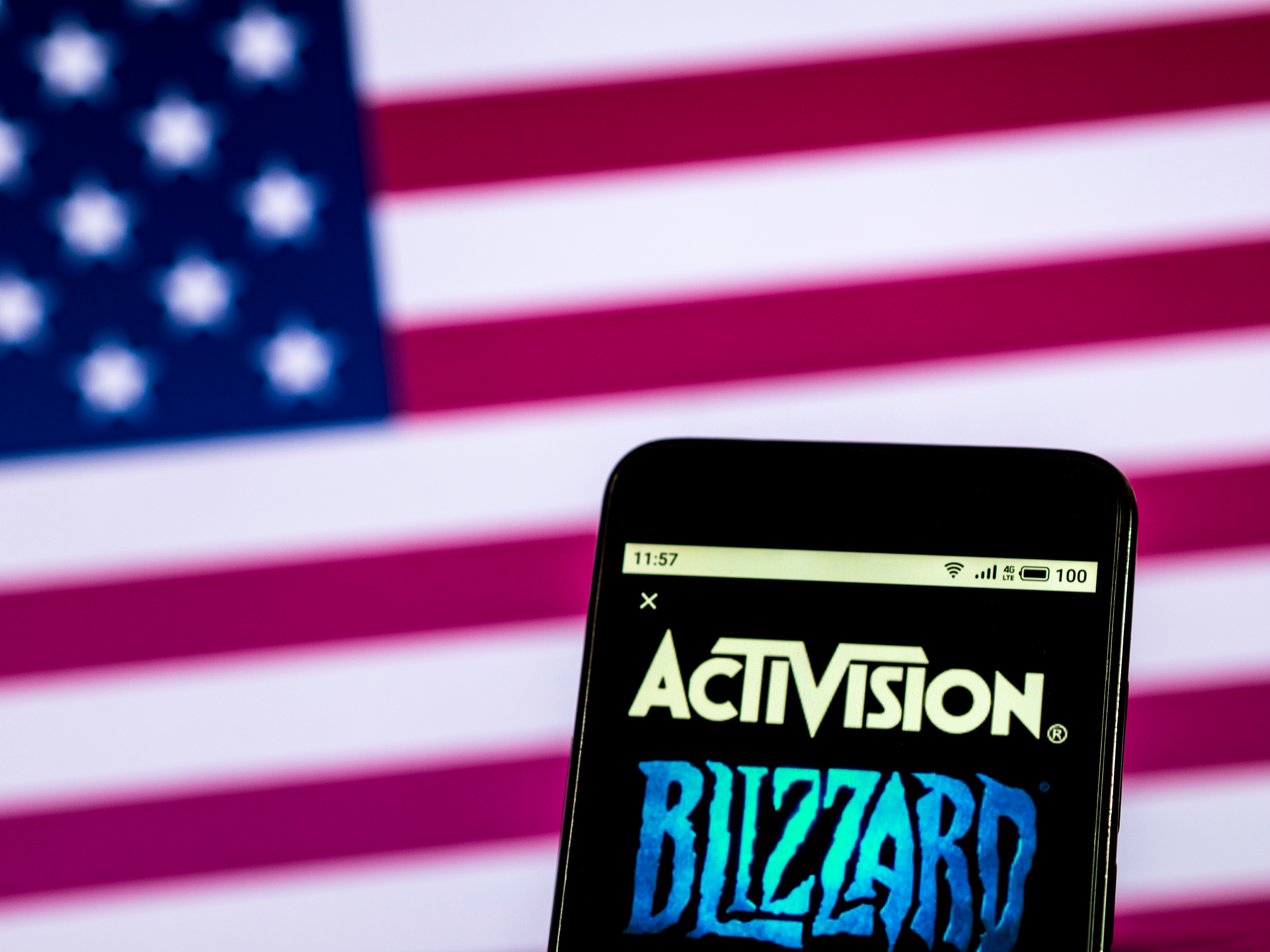 game development companies activision blizzard