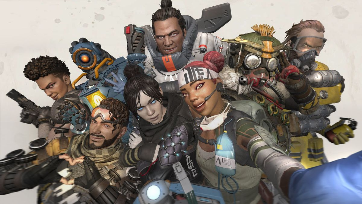Apex Legends most popular video games