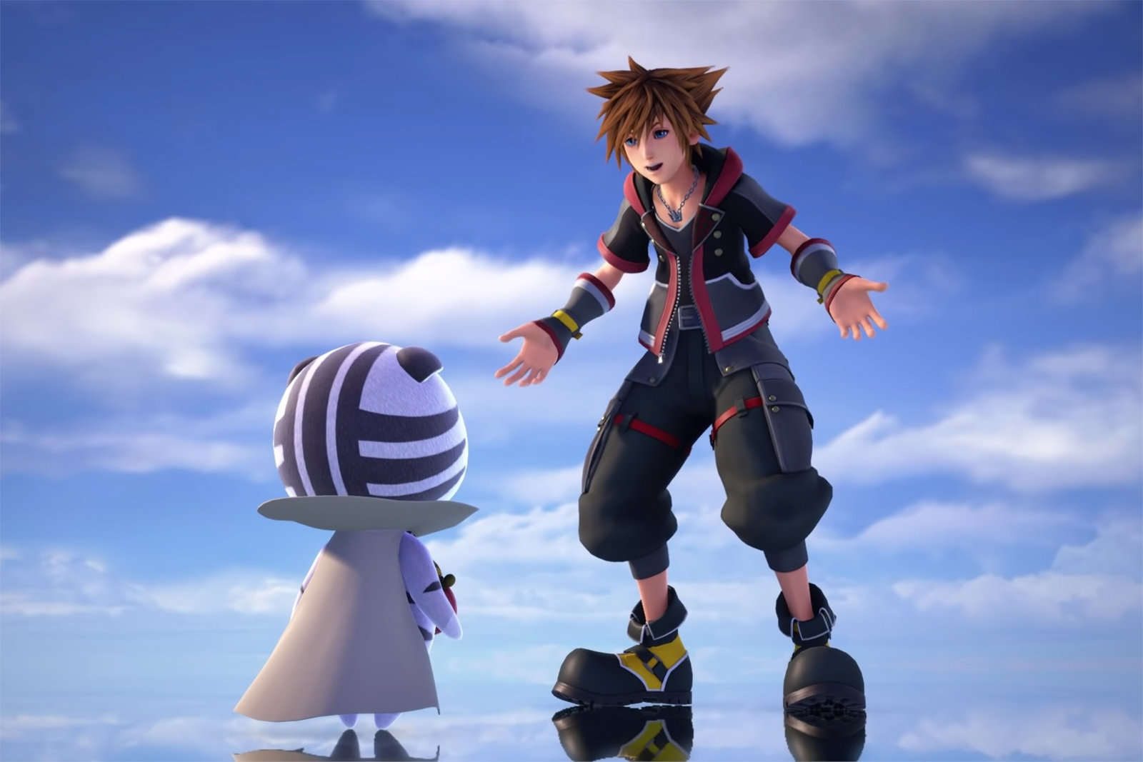 Kingdom Hearts III video games