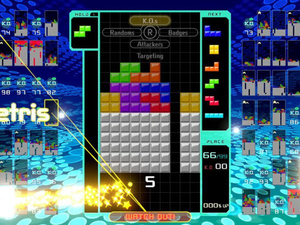 Tetris 99 best video game of 2019