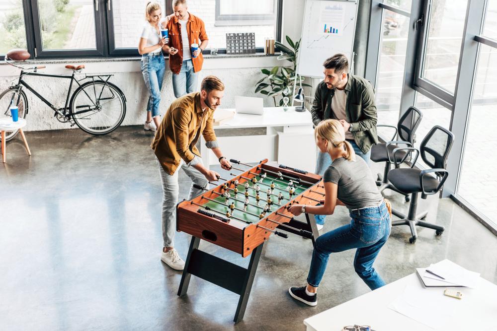 Games startups