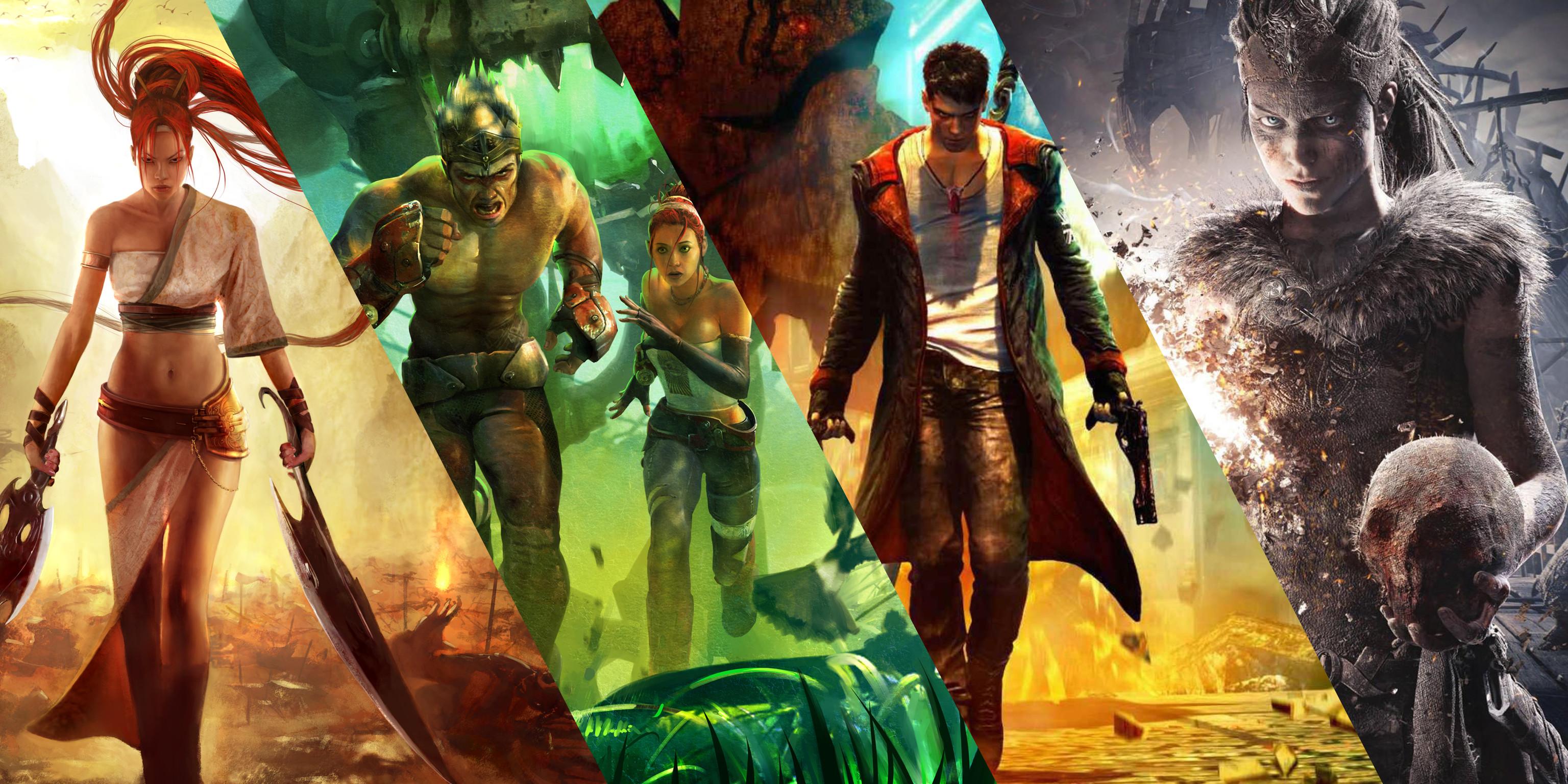 Ninja Theory- video game dev