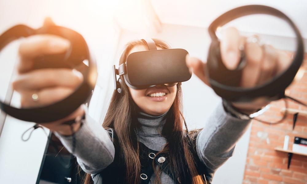 Virtual Reality life games