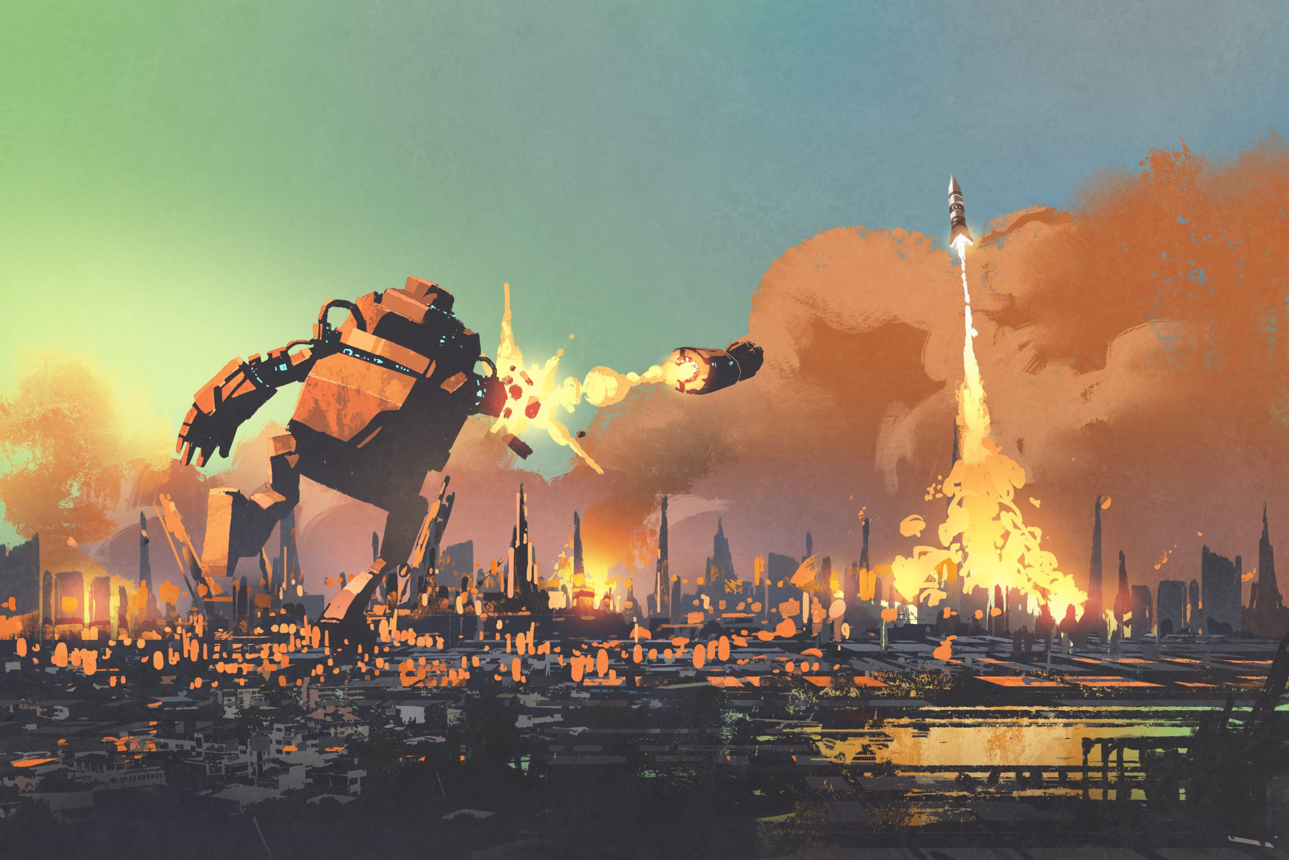 What Is A Concept Artist and How To Become a Concept Artist